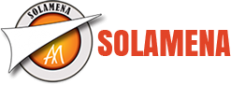 Solamena – Voiles d'ombrage Logo